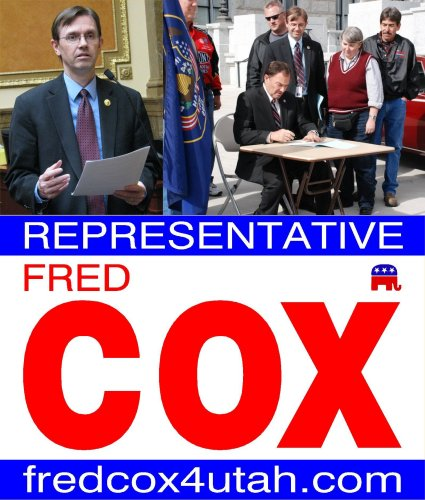 Composite Image, Sign, Gov. signing, Cox speaking